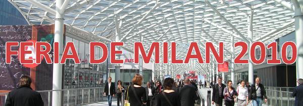 Feria de Milan 2010