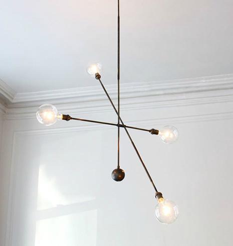 Las luminarias de Apparatus - DESIGNAHOLIC