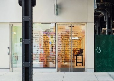 Studio Job como curador de la galería Chamber en Manhattan