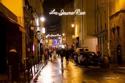 La Jeune Rue, una barrio de diseño en París