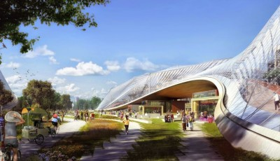 El nuevo campus de Google