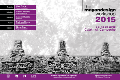 Workshop: Mayan design 2015