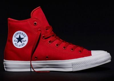Rediseñando un clásico: los nuevos Chuck Taylor All Stars de Converse