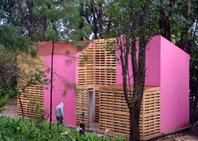 Casas de interés social por Tatiana Bilbao