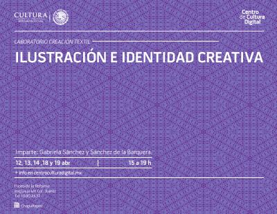 Taller gratuito: Ilustración e Identidad Creativa