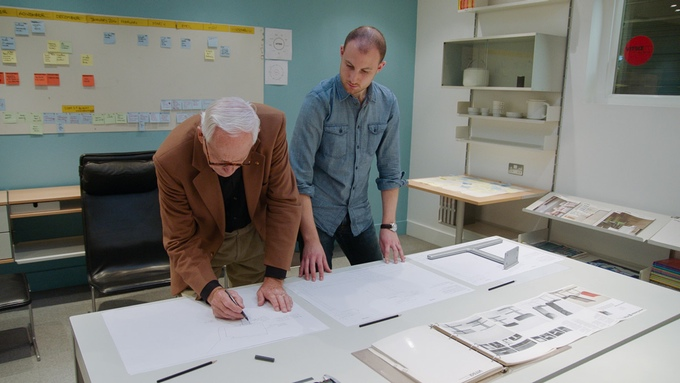 Ayuda a fondear el primer documental sobre Dieter Rams