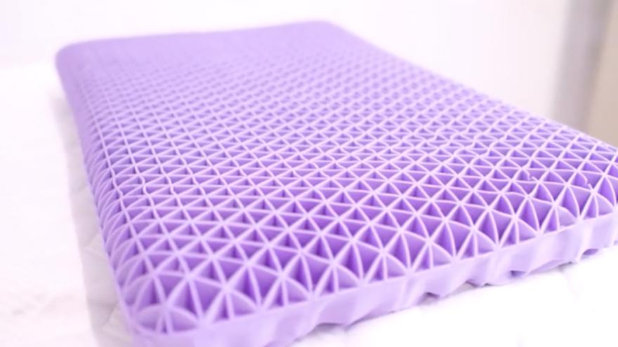 Purple: el rediseño de una almohada