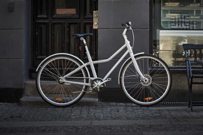 Sladda, una bicicleta desarrollada por IKEA