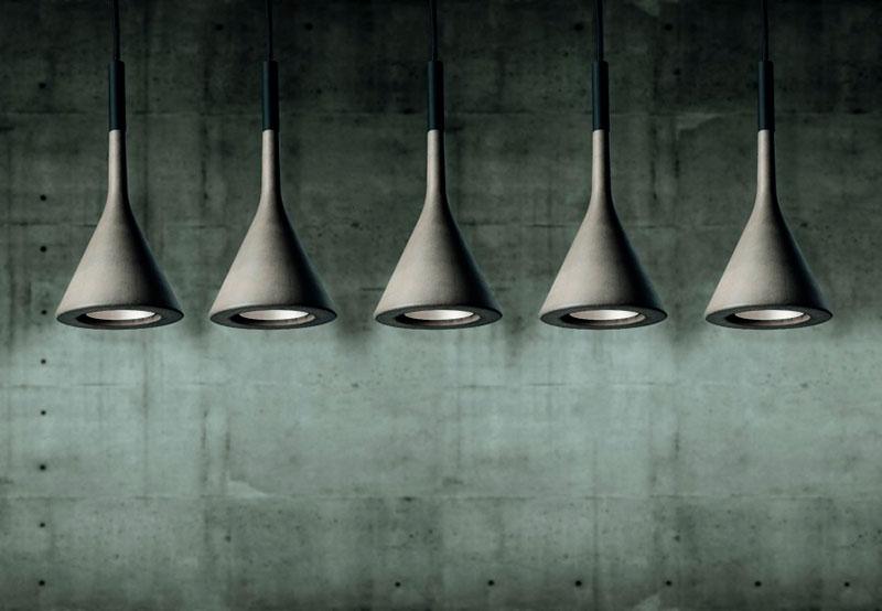 Fabricando la lámpara Aplomb por Lucidi&Pevere para Foscarini