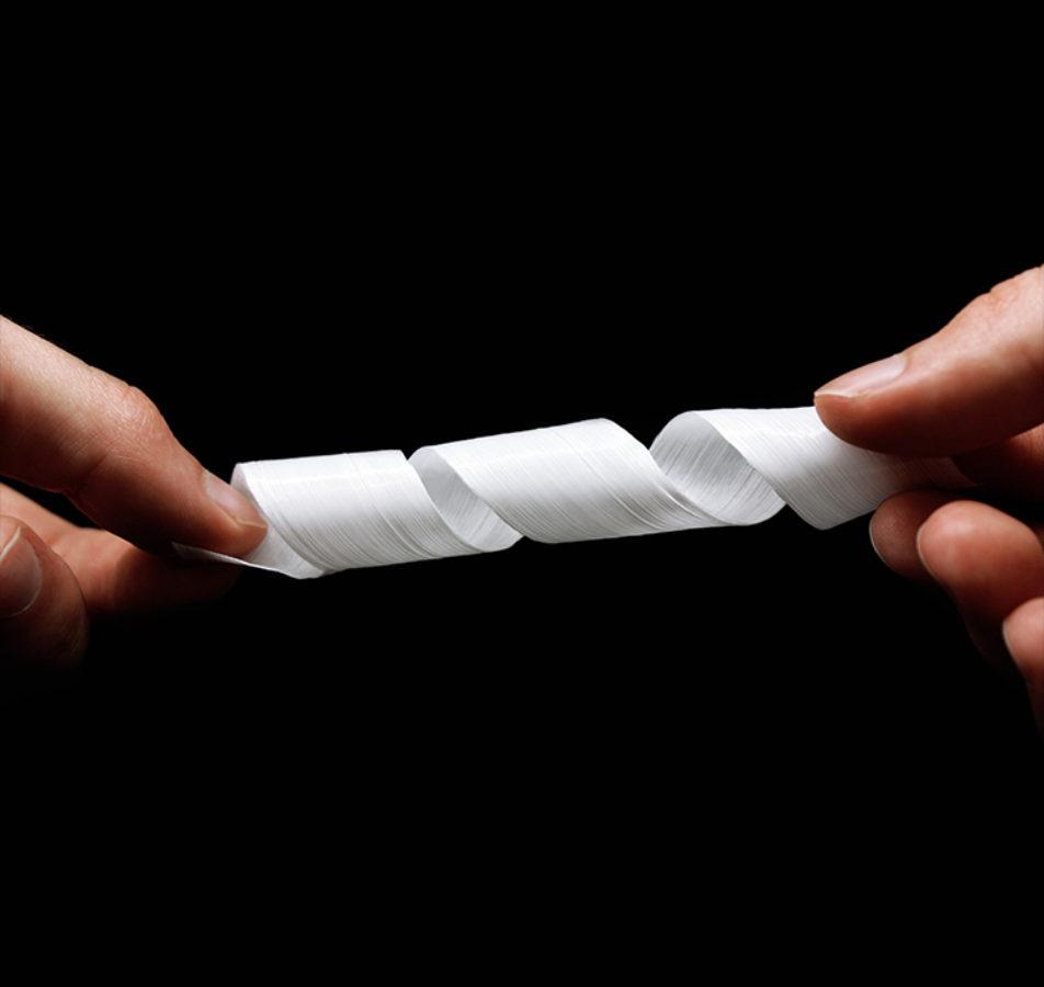 Braeön, un cinta de polímero moldeable y super resistente