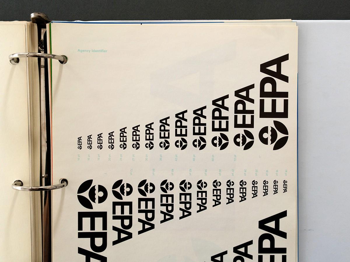 El sistema de estándares gráficos de la Agencia de Protección Ambiental