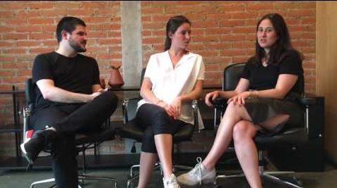 VLOG 13: Entrevista con Regina Pozo y Claudia Toffano