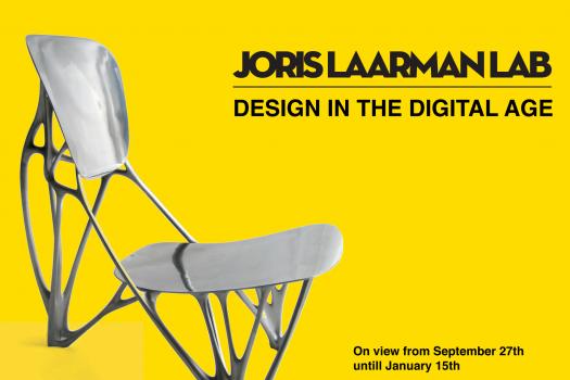 Exhibición Design in the Digital Age por Joris Laarman Lab