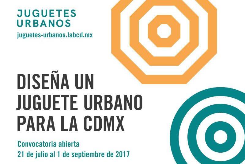 Convocatoria: Juguetes Urbanos por Laboratorio para la Ciudad