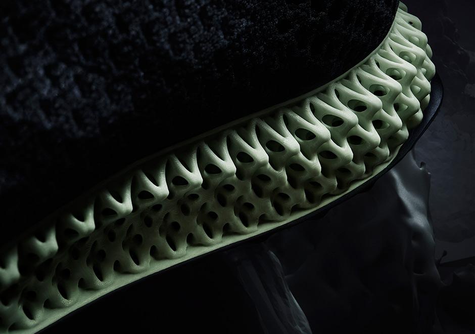 Los nuevos tenis Adidas Futurecraft 4D