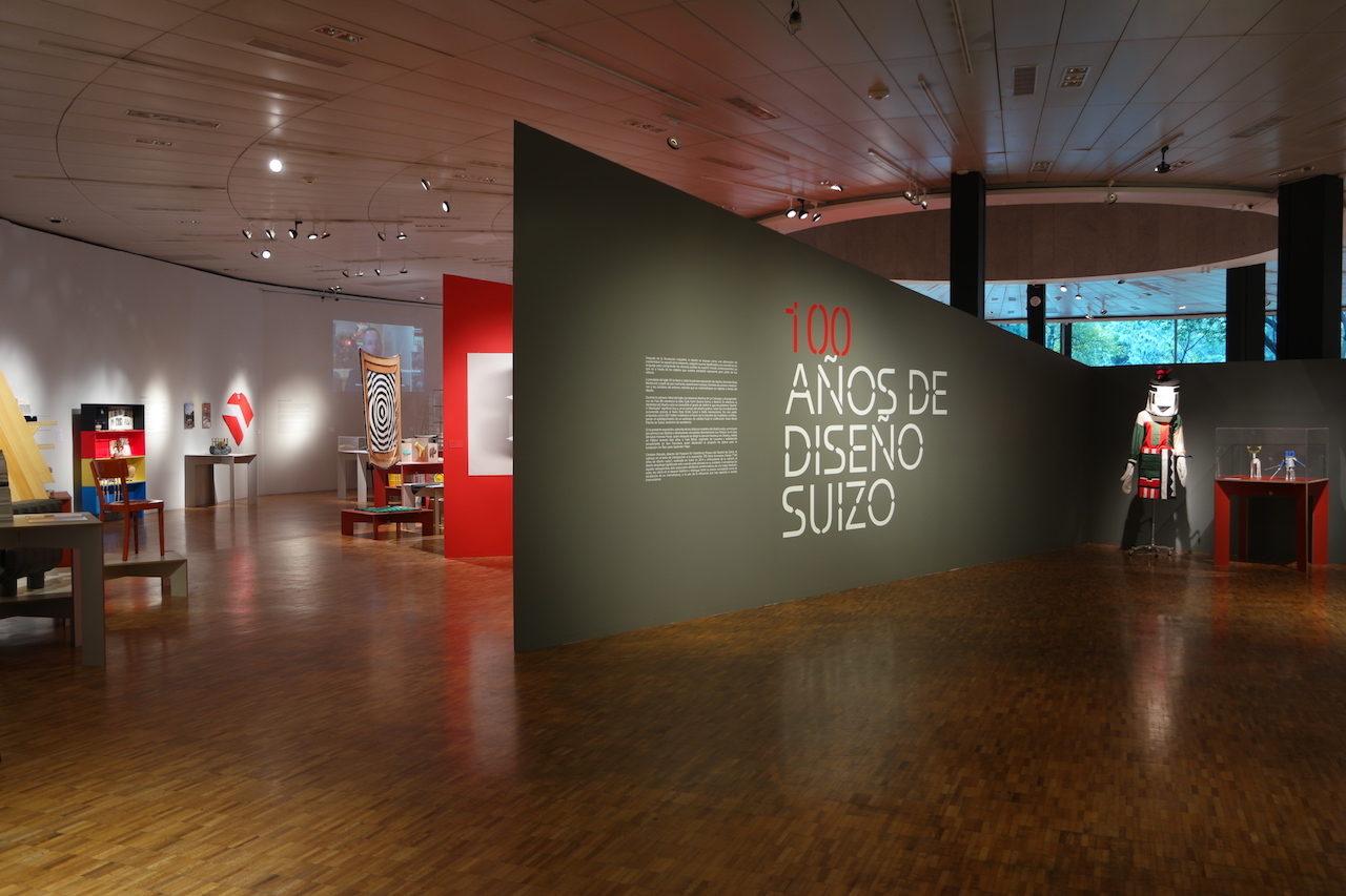 Design Week México: 100 años de Diseño Suizo en el MAM