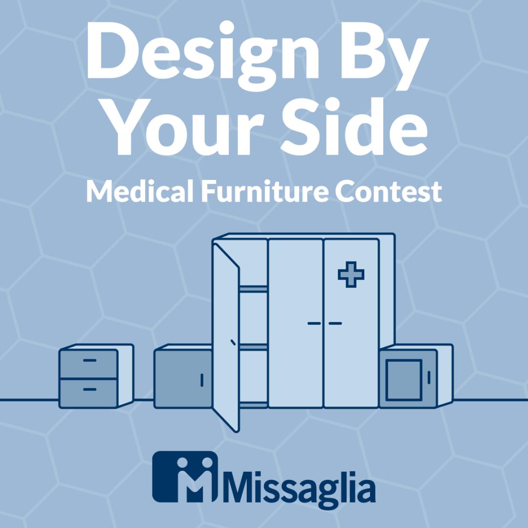 Concurso: Design By Your Side, mobiliario hospitalario innovativo
