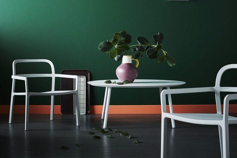 Ypperlig: las nuevas adiciones a la colección expansiva de IKEA x HAY