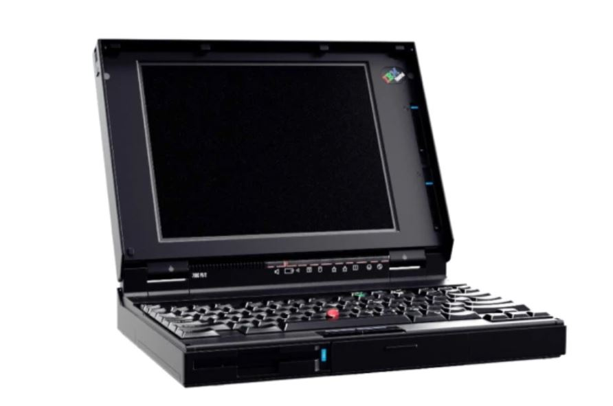 Clásicos: la ThinkPad de IBM