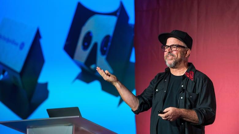 Gary Hustwit: explorando una obsesión por la realidad virtual