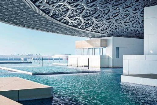 Museo Louvre de Abu Dhabi por Jean Nouvel