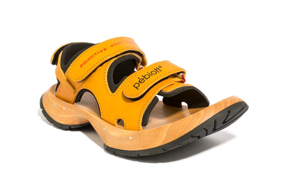 Pébiott, zapatos suizos para trecking