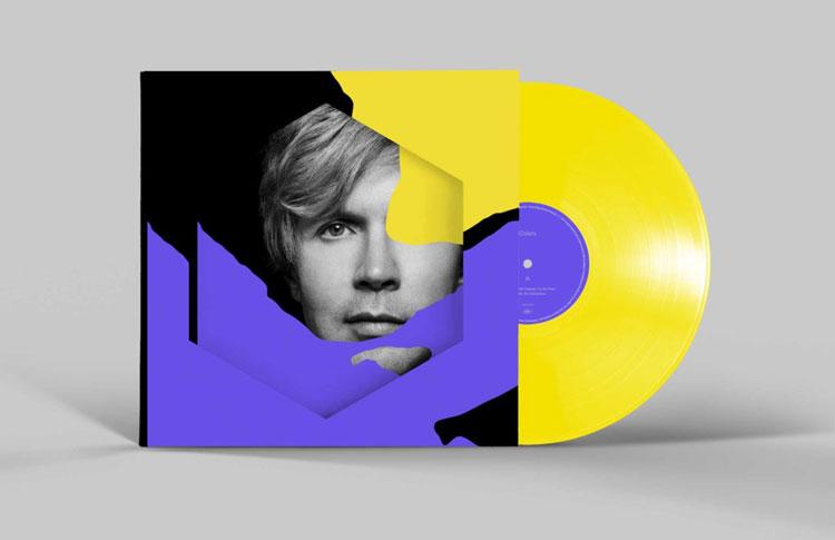 Ilustraciones por Jimmy Turrell para el nuevo álbum de Beck