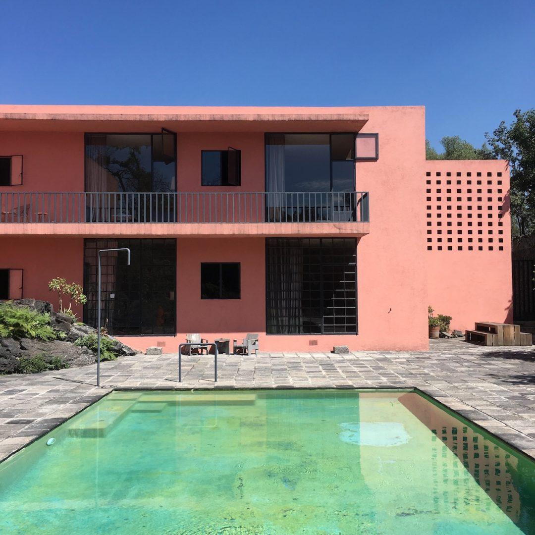 Casa Armando Guillermo Prieto por Luis Barragán