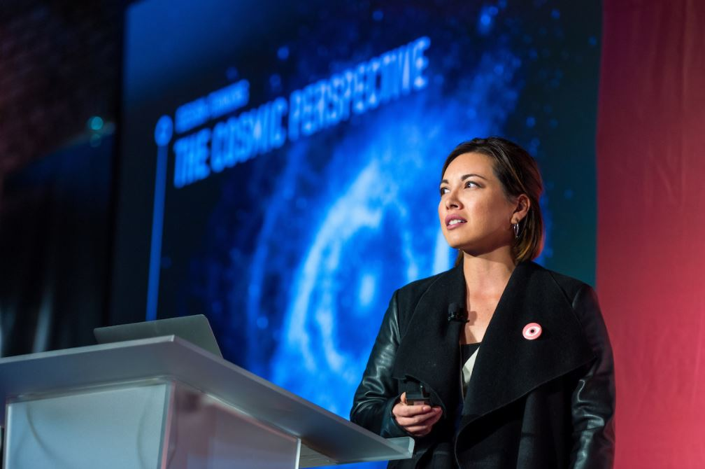 Jessie Kawata y el pensamiento creativo para las misiones a Marte