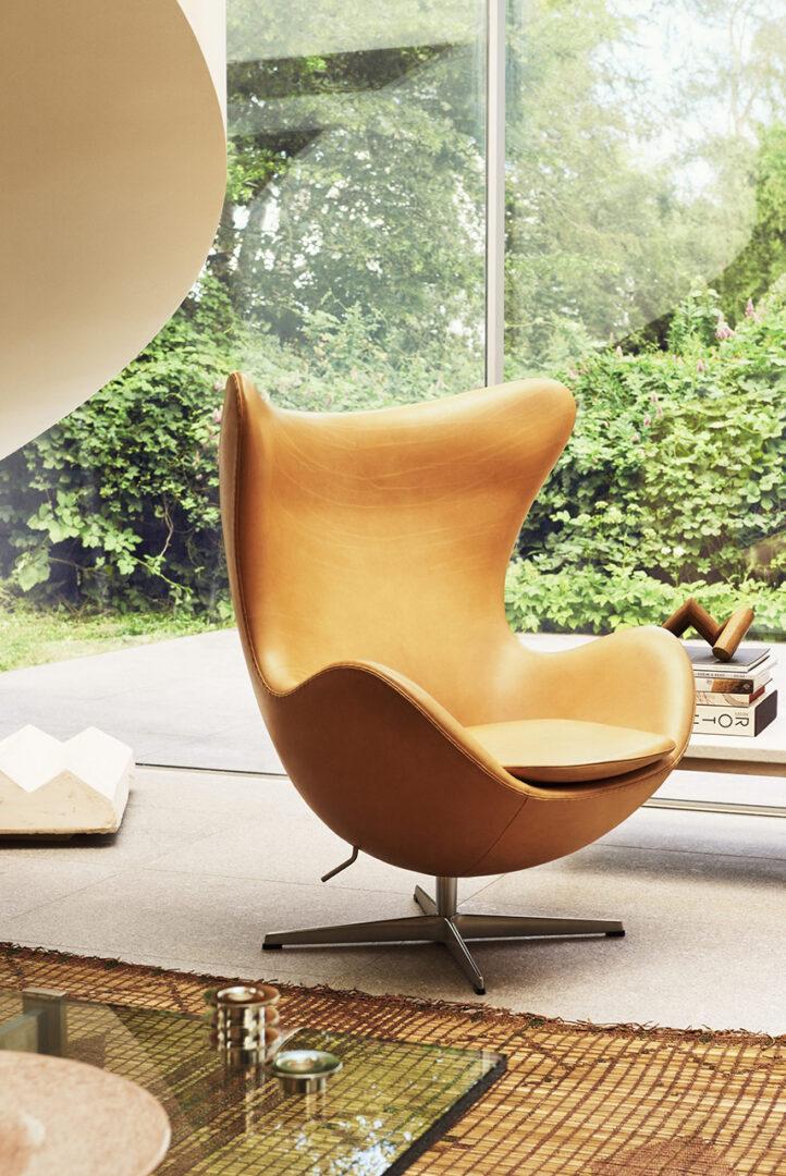 Silla Egg de Arne Jacobsen
