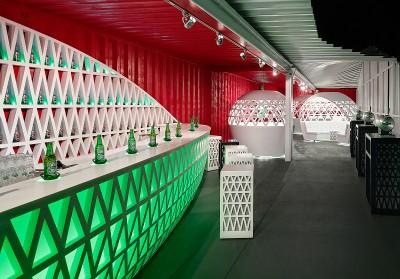 Heineken Pop Up City Lounge en México