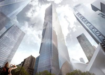 BIG arrebata el Two World Trade Center a Foster + Partners