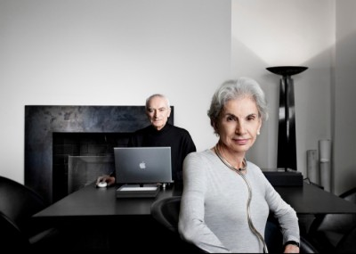 Massimo y Lella Vignelli
