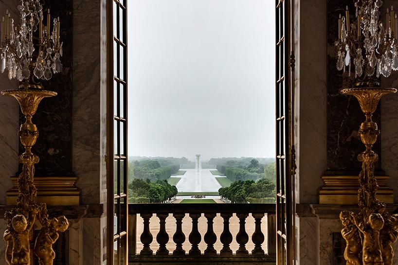 Instalaciones temporales por Olafur Eliasson en Versalles