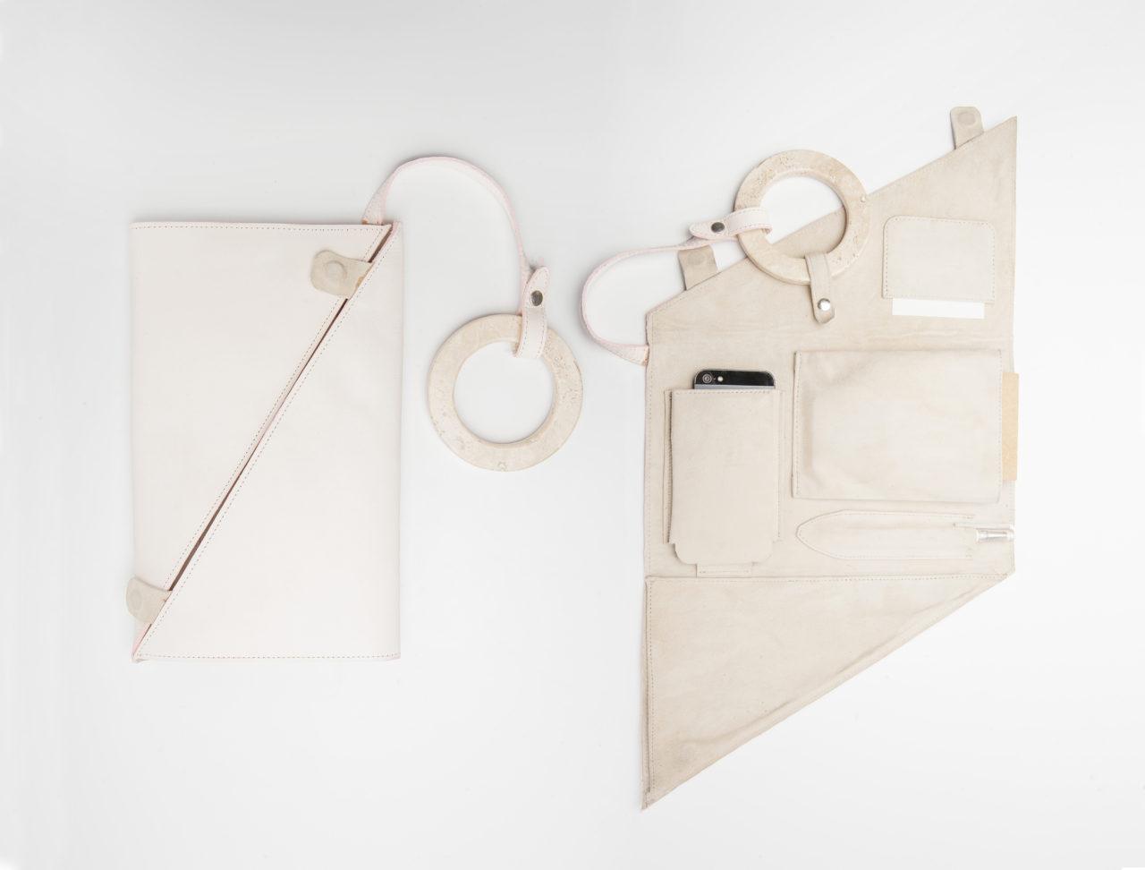 Generación DECODE 2016: Leather + Marble por Claudia Mascareño Dorantes