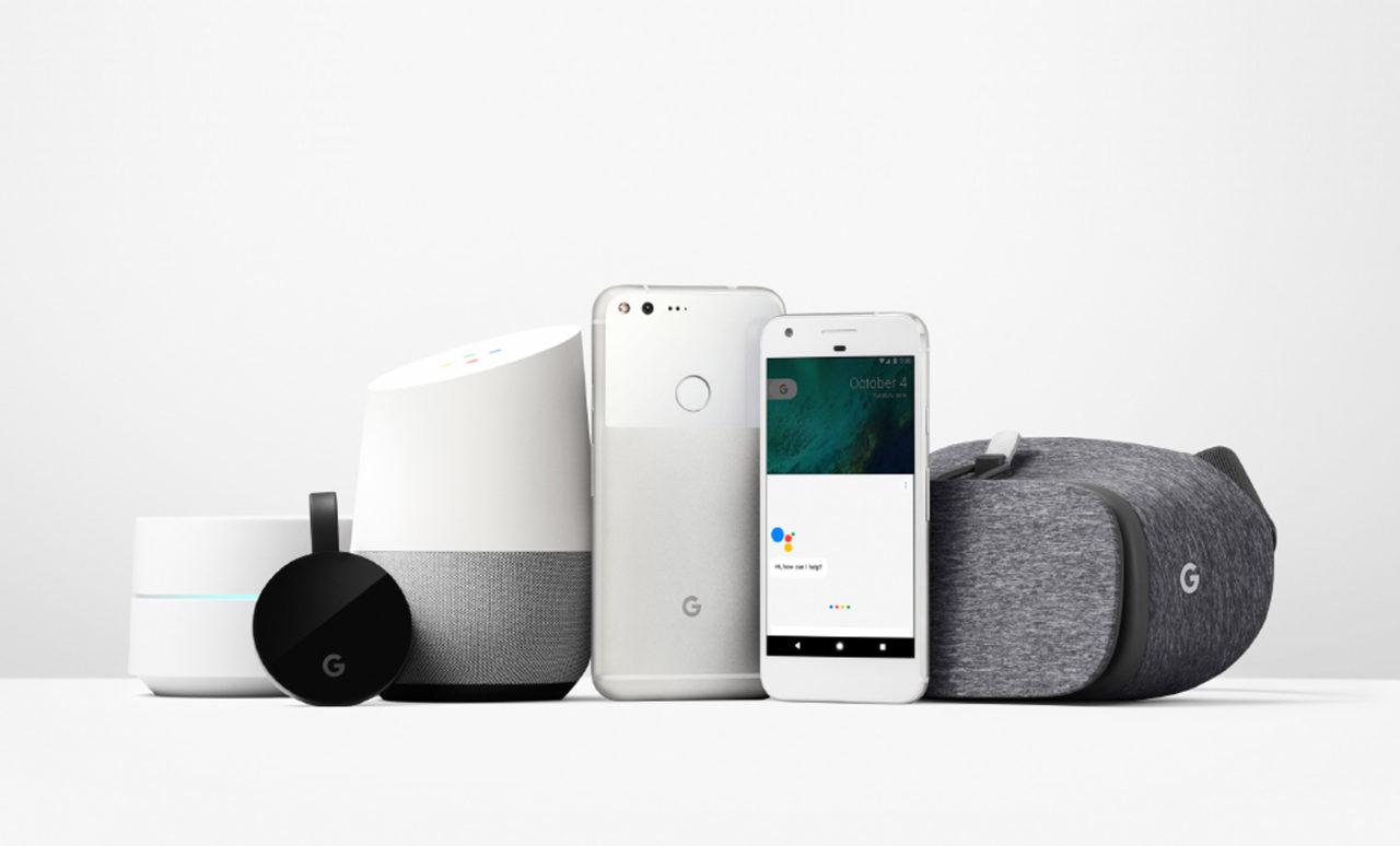 Los nuevos diseños de Google