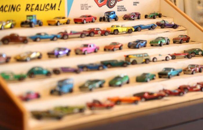 La colección de Hot Wheels cotizada en 1 millón de dólares