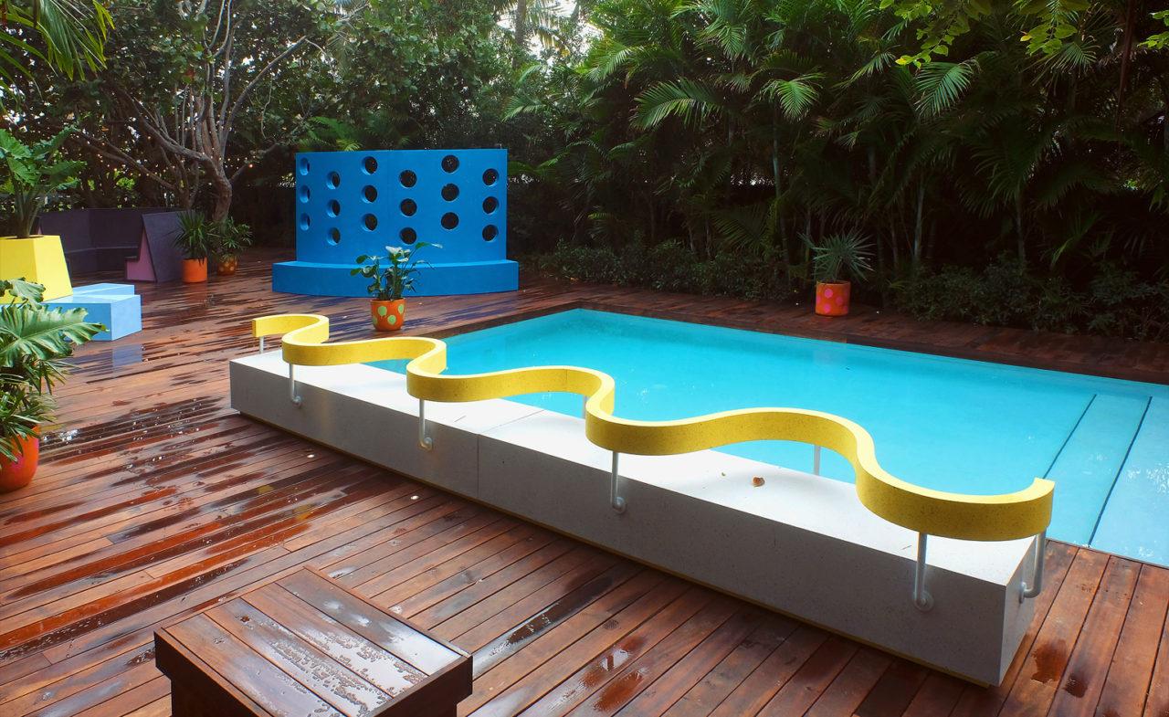Casa Dots por Studio Dots y Fabien Cappello para Fasano Residences + Hotel