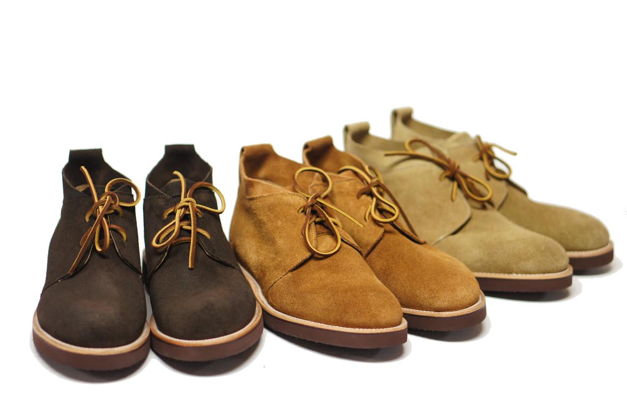 Conociendo la marca mexicana de zapatos Unmarked