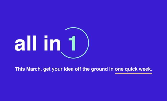Súmate a la iniciativa All-in-1 de Kickstarter