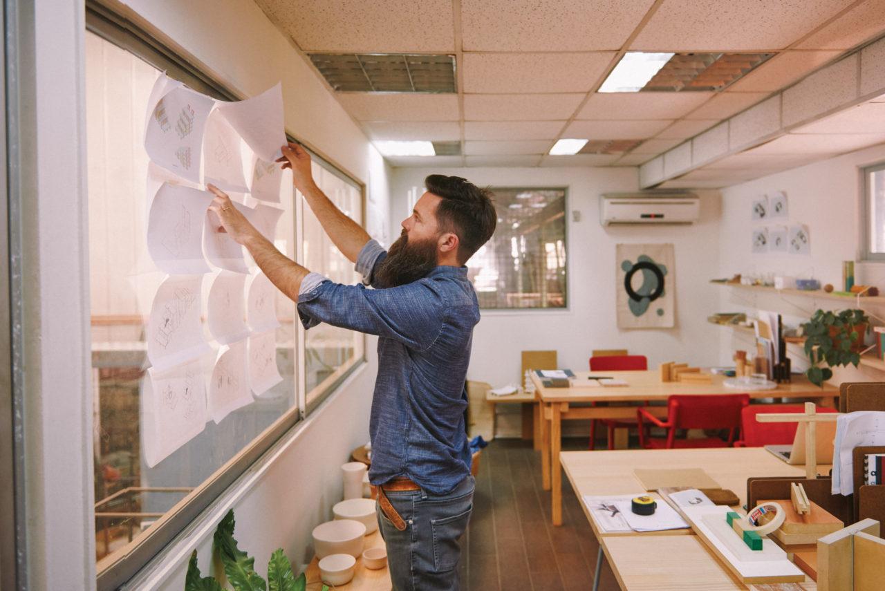 Manufactura: The Andes House | Cristián Domínguez