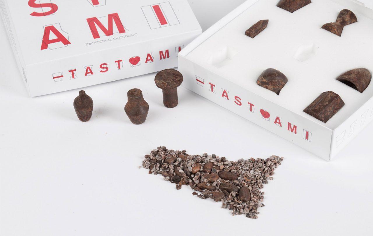 Chocolates Tastami por Salvatore Spataro