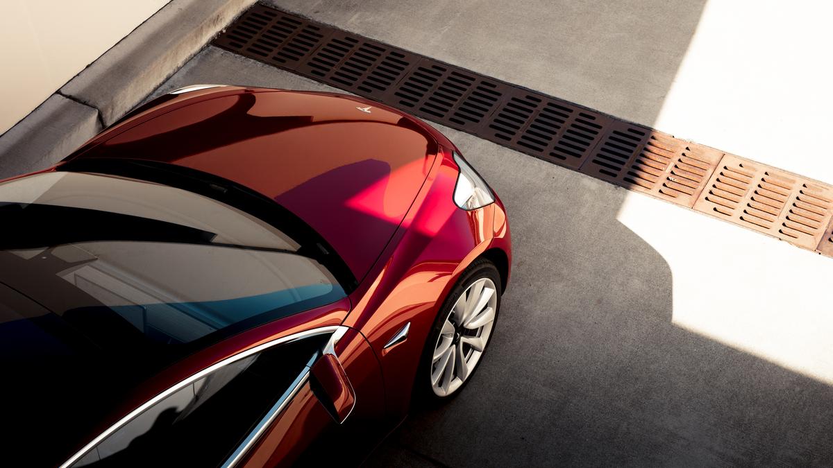 El modelo 3 de Tesla