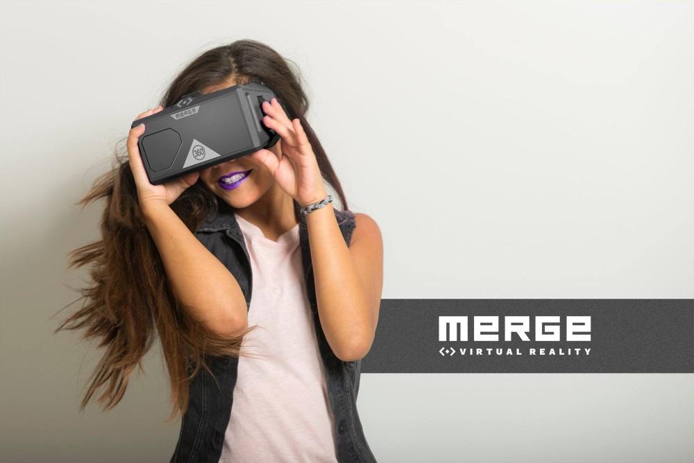 Merge, juguetes de realidad aumentada