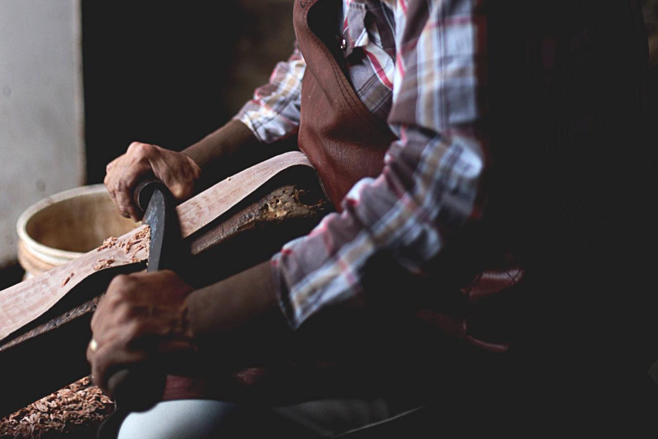 Percepción: Diseñar artesanía