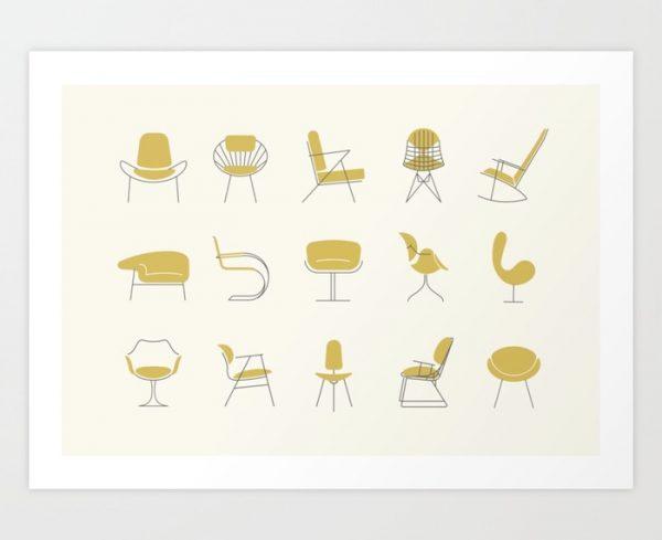 Impresiones: ¿Por qué tantas sillas?