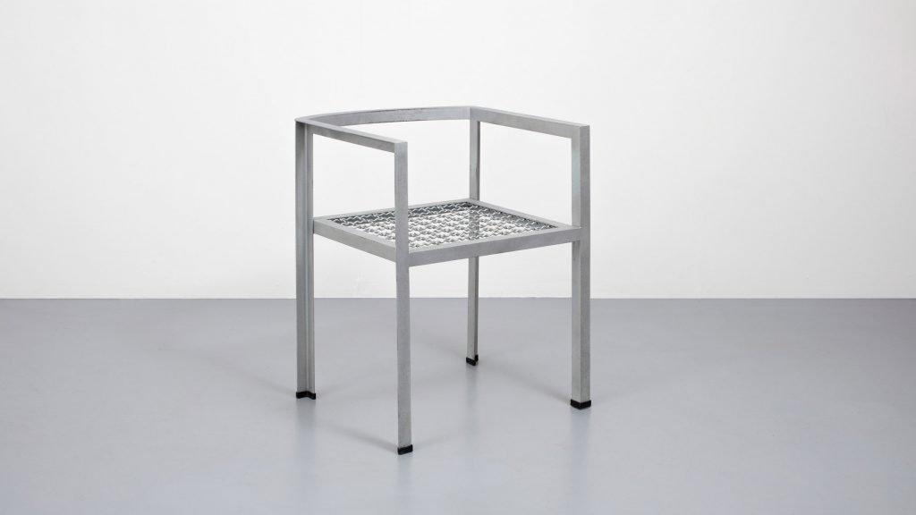 Rei Kawakubo presenta una serie de mobiliario en la Galería A1043