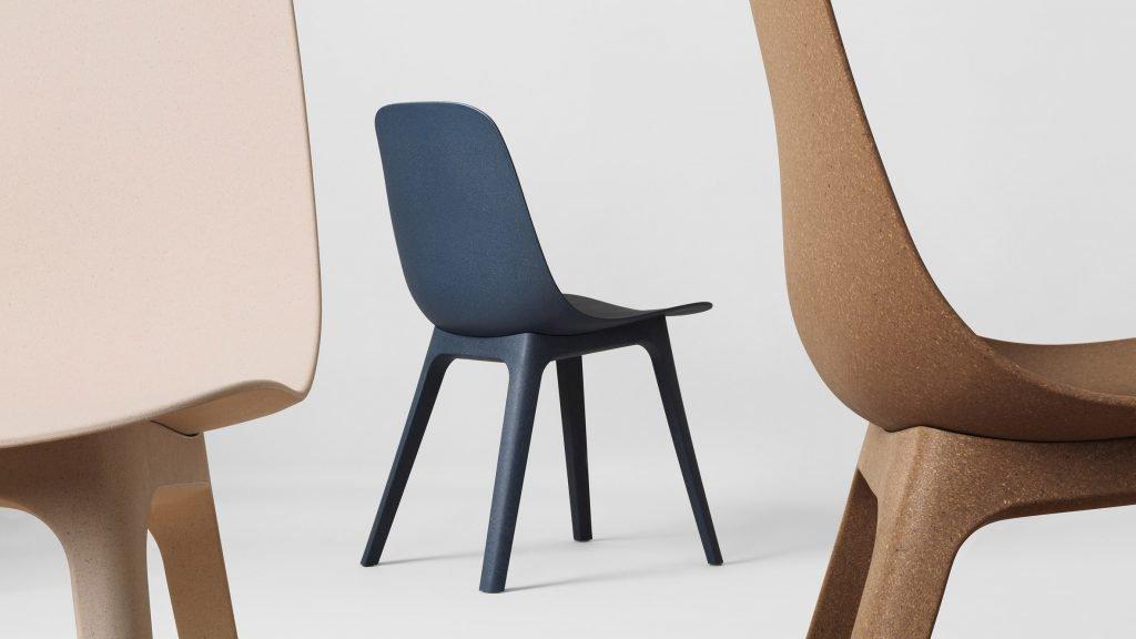 Silla Odger por Form Us With Love para IKEA