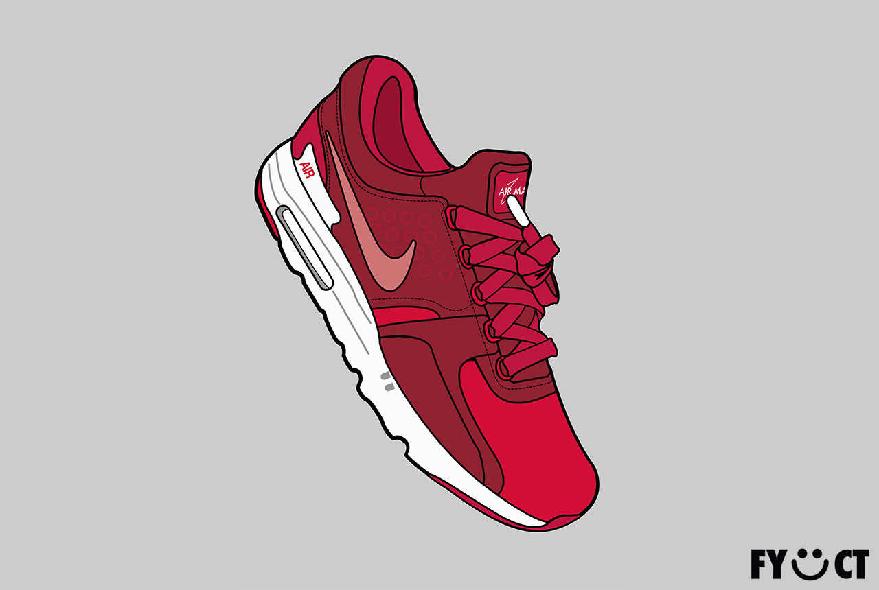 Sneakerholic: Nike Air Max Zero